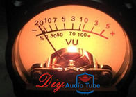 DC 500μA Digital VU Meter Panel Cut Out 34mm With 12V Warm Back Light Inside