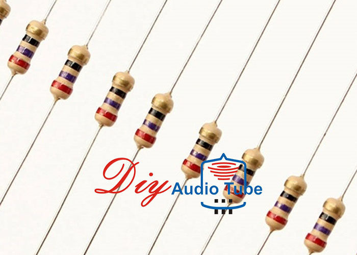 1.5ohm Audiophile Grade Resistors High Reliability By Using Carbon Film