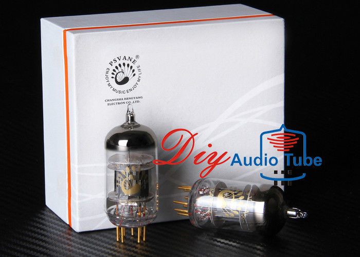 Miniature 9 Pins Stereo Hybrid Tube Amp , Digital Vacuum Tube Amp Medium Gain