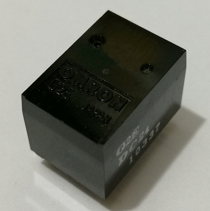 Omron small relay G2E-24VDC (6 Pin)